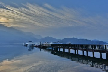 Famous Taiwan tourist spot sees fewer mainland tourists