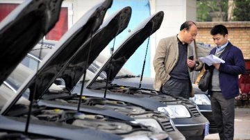 Chinas online used car dealer Uxin extends losses on Q1 earnings report