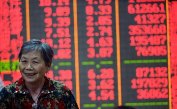 Chinese shares open higher Tuesday