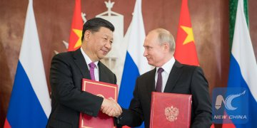 Russia-China cooperation to significantly improve in new era: scholar