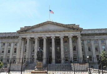 China decreases holdings of U.S. Treasuries in April