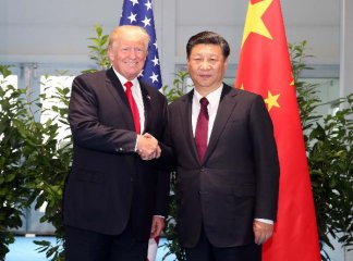 Xi, Trump hold telephone conversation