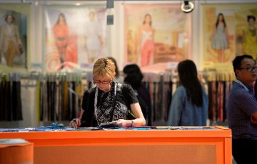Chinas textile, garment exports up 2.8 pct in May