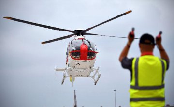 Sino-Italian helicopter program of 12.8 bln yuan established in east China