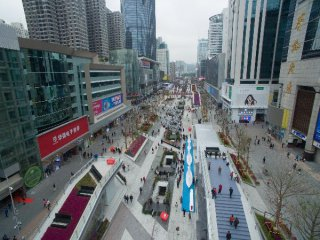 Guangdongs retail sales up 7 pct in Jan-May