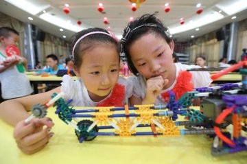 Summer camps, study tours: a booming market in China