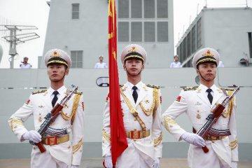 China will never seek hegemony: white paper