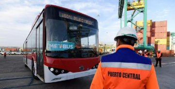 How Chinese electric buses are transforming commutes in Chile