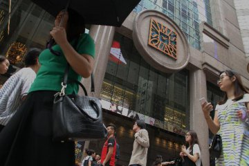 Hong Kongs GDP slightly up 0.5 pct in Q2