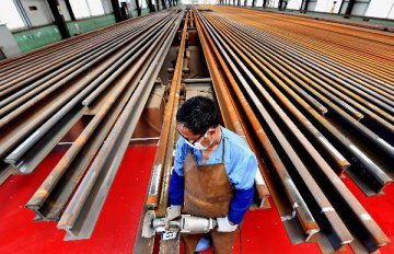 Rising raw material costs eat into Chinese steel makers profits