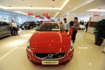 Chinas second-hand vehicles exported to Russia