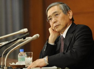 Japans central bank keeps monetary policy unchanged