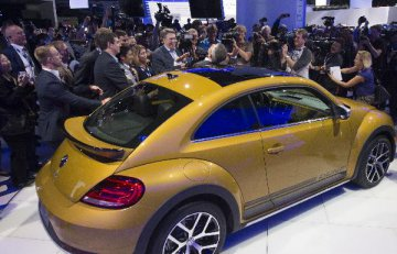 Volkswagen Group vehicle deliveries up 9.2 pct in September