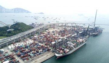 Hong Kongs total exports drop 7.3 pct in September