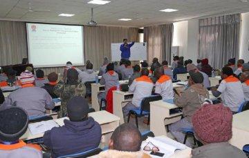 Nigerian engineers study in China