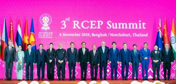 Major breakthrough made in RCEP negotiations, pact to be signed in 2020
