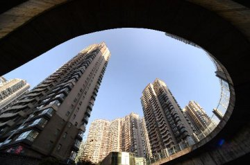 Chinas property investment up 10.3 pct in January-October