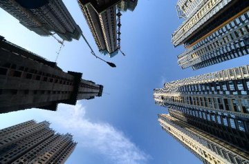 Chinas home prices see slower growth in October