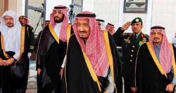 Saudi king says to use revenues of Aramcos IPO to boost investment