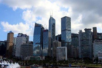 Hong Kong markets remain normal after bills passed by U.S. Congress
