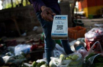 Indias Paytm raises 1 billion USD in fresh funding