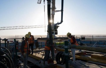 Egyptian hail progress in joint construction of Egypts new capital