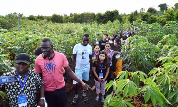 China, Africa join for broader agricultural cooperation