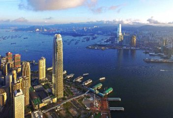 Hong Kongs role in global finance intact despite unrest: Fitch