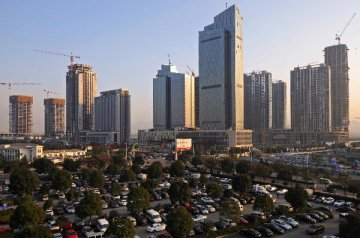 Chinas property investment up 10.2 pct in first 11 months
