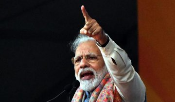 Indian PM refutes discrimination in citizenship amendment act