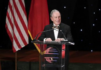Bloomberg has spent 120 mln USD on ads in presidential race: media