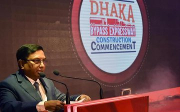 China-Bangladeshi joint venture constructs mega expressway bypassing Dhaka