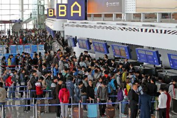 Chinas civil aviation sector registers robust growth in 2019