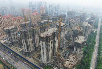 Major Chinese property developers see rising sales