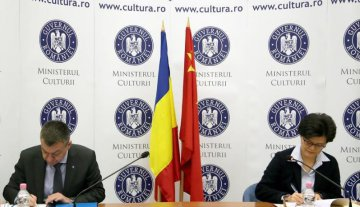China, Romania sign agreement on cultural property protection
