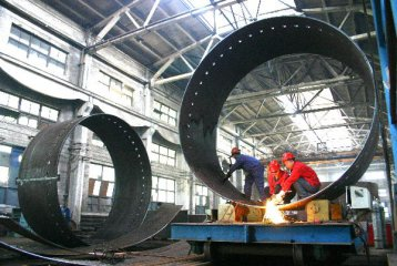 Chinas industrial output up 4.4 pct in May amid further recovery