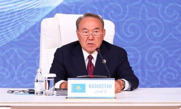 Kazakh first president Nazarbayev tests positive for COVID-19: