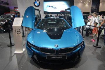 BMW global vehicle deliveries down by 23 pct in H1