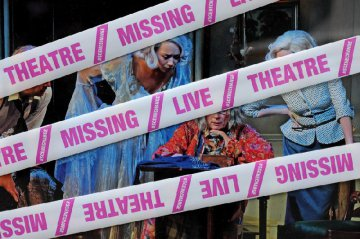 UK theater industry faces bleak future despite government support