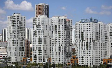 Feature: Low-interest bank loans drive Turkish housing sales high