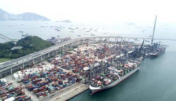Hong Kongs exports down 1.3 pct in June