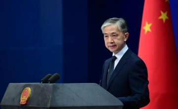 """U.S. not qualified to build coalition of """"clean countries"""": Chinese FM"""