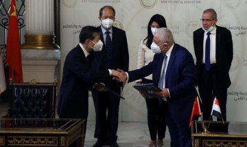 China, Egypt sign protocol to teach Chinese language in Egyptian schools