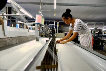 China strives to build more competitive mulberry silk industry