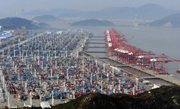 China Ningbo Containerized Freight Index rises in October