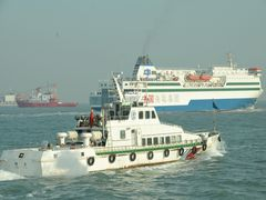 Chinas export to Gibraltar in August 2014