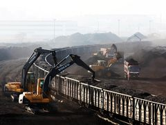 China sets resource tax rate on coal