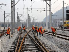 NDRC gives approval to 3 railway projects