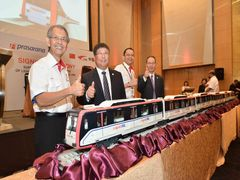 Chinas rail car giant to supply light rail vehicles to Malaysia