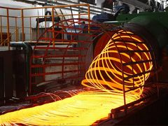 Major Chinese steelmakers Q3 profits up 71 pct y-o-y, association